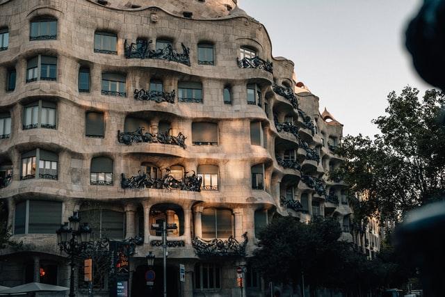 Casa Milà Barcelona