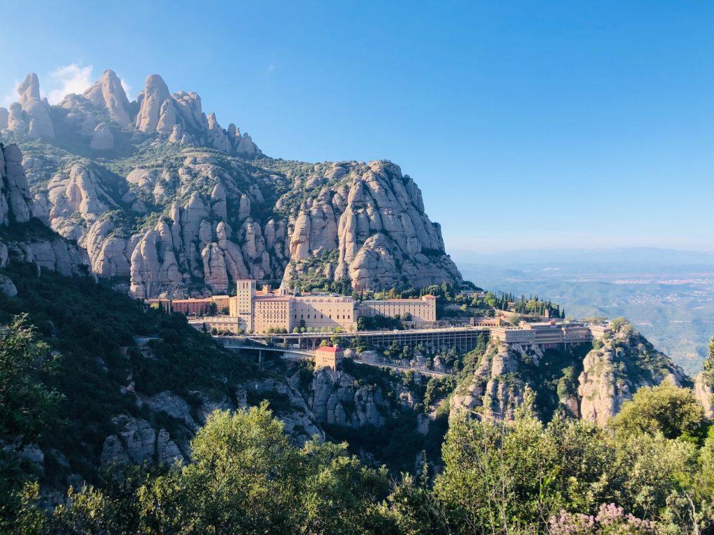 Cool tour in Barcelona Montserrat